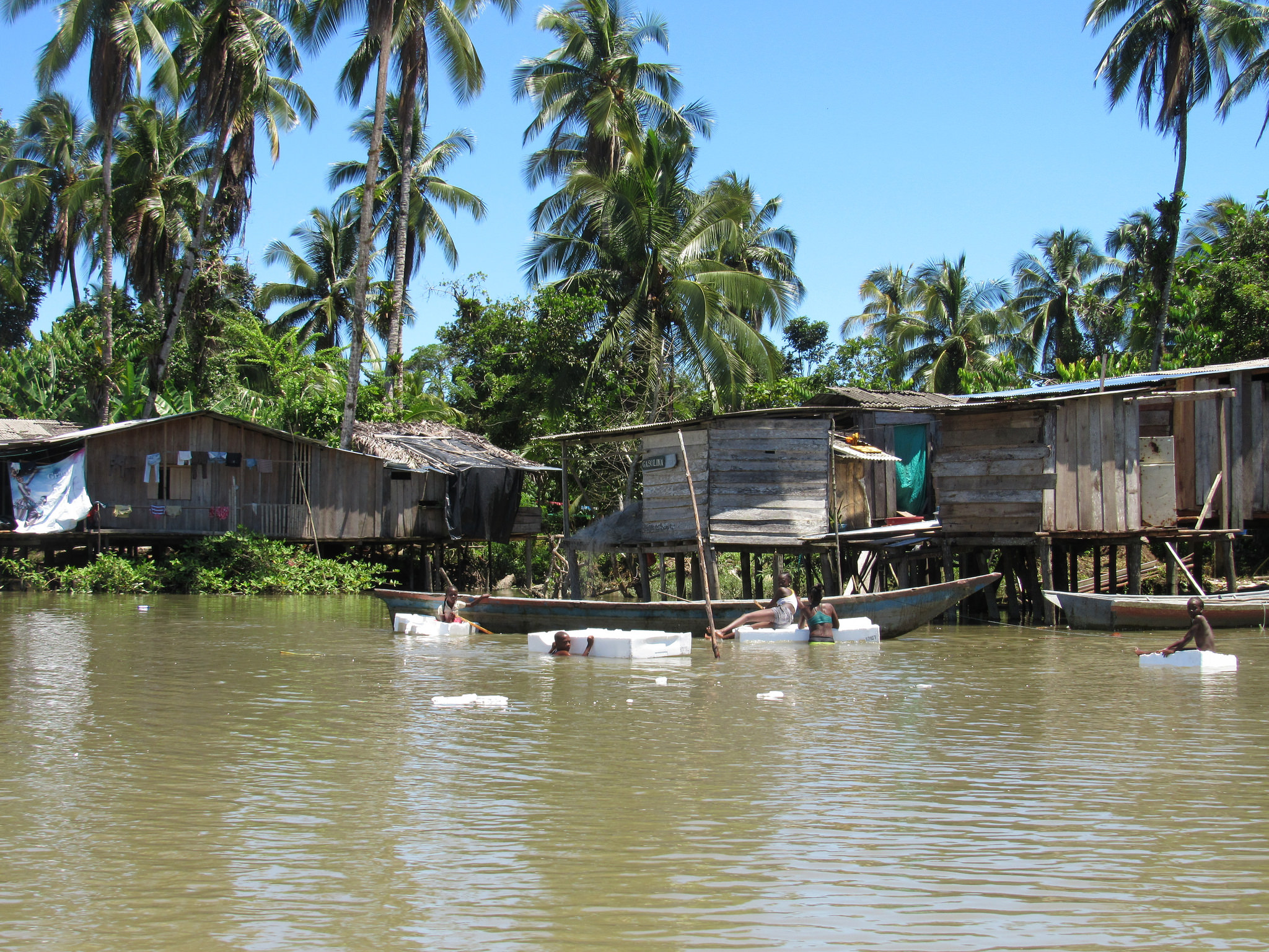Communities of Rio Naya, Buenaventura