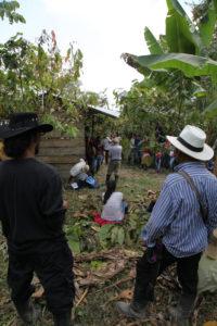 Peace Community of San José de Apartadó: Memorial Ceremony February 2018