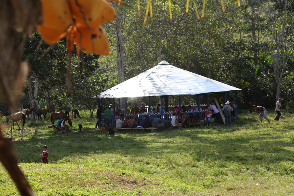 Peace Community San José de Apartadó: Community House